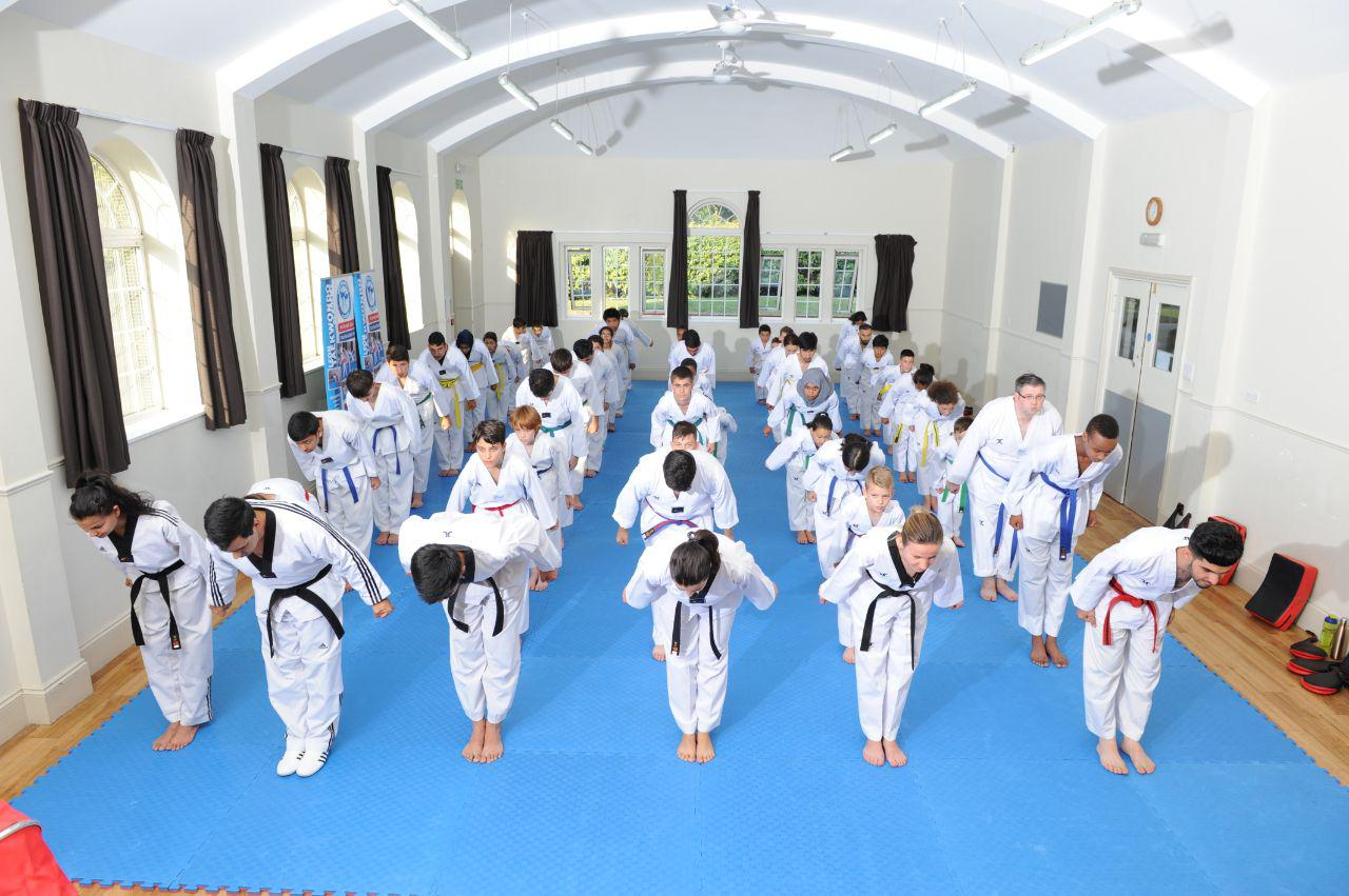 leak taekwondo