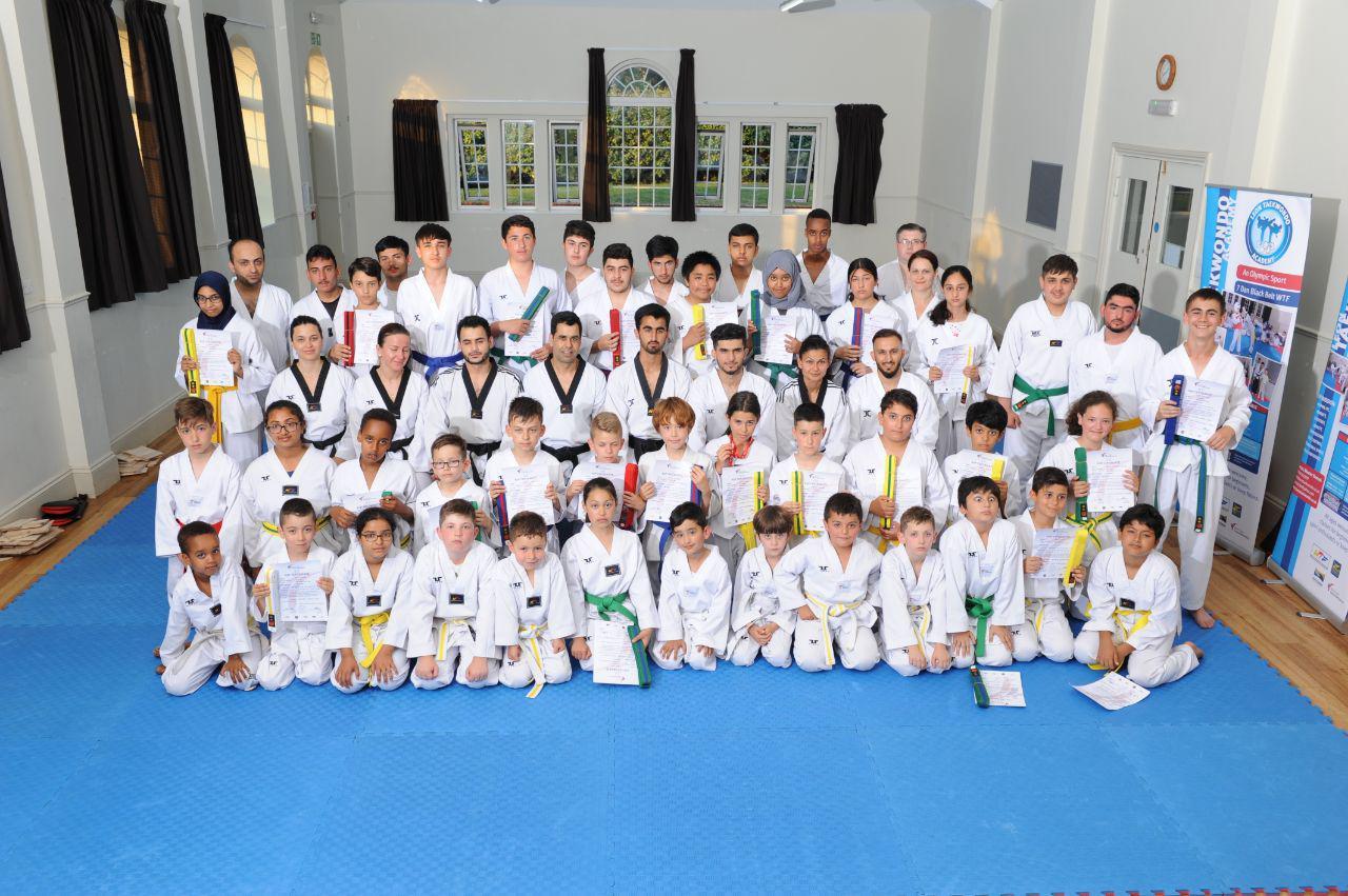 leon taekwondo